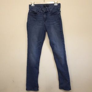 Riders by Lee mid rise skinny jeans
